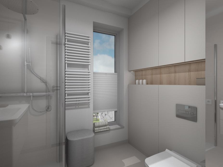 projekt łazienki Bielsko-Biała