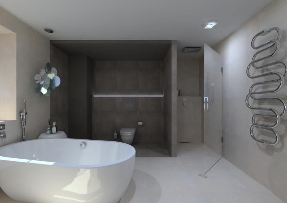 łazienka rodzinna