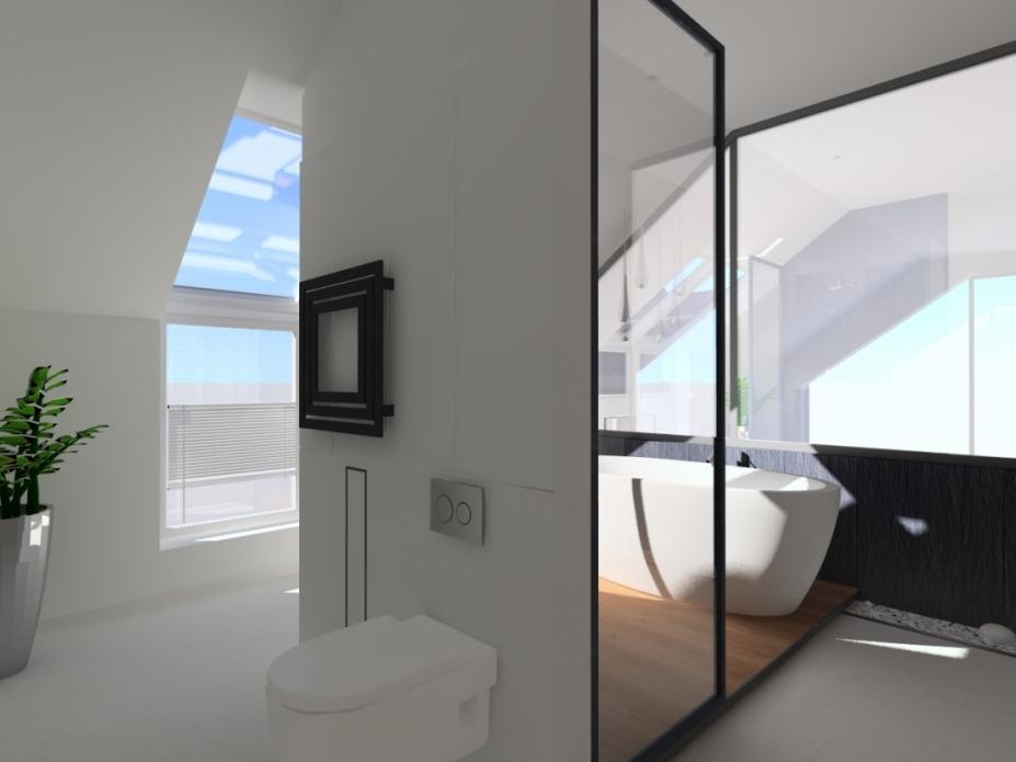 łazienka przy sypialni 2