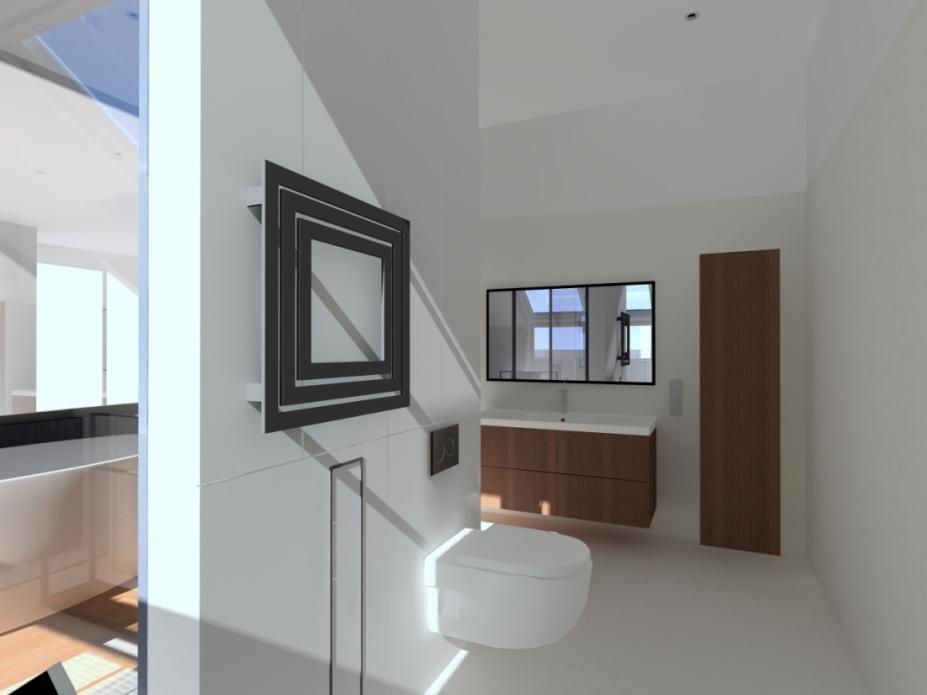 łazienka przy sypialni 1