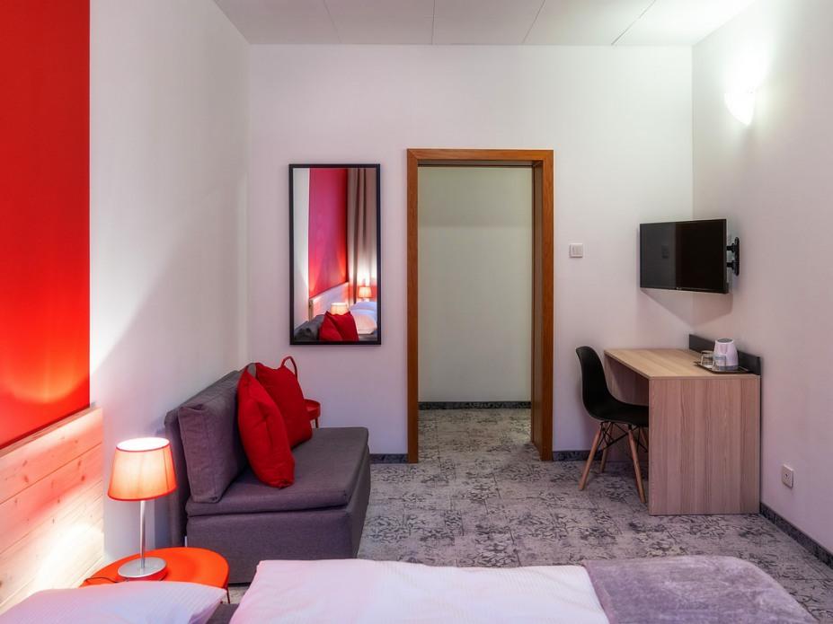 pokój-czerwony