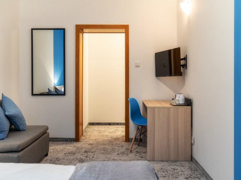 pokój-niebieski