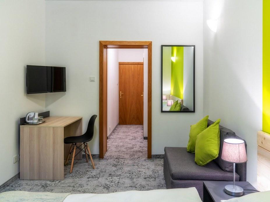 pokój-zielony