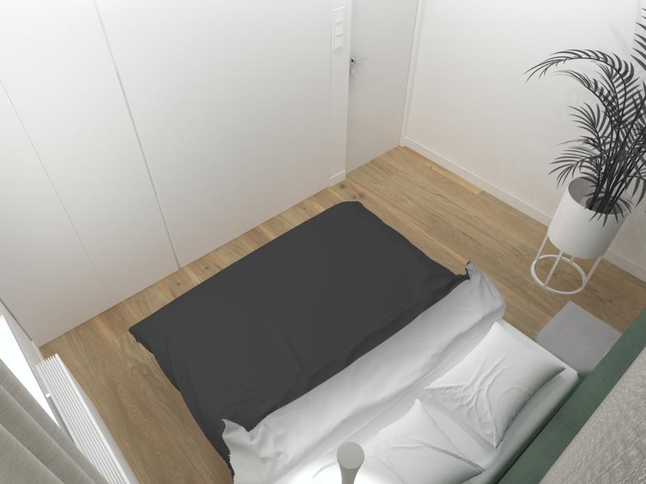 Bielsko-Biała sypialnia