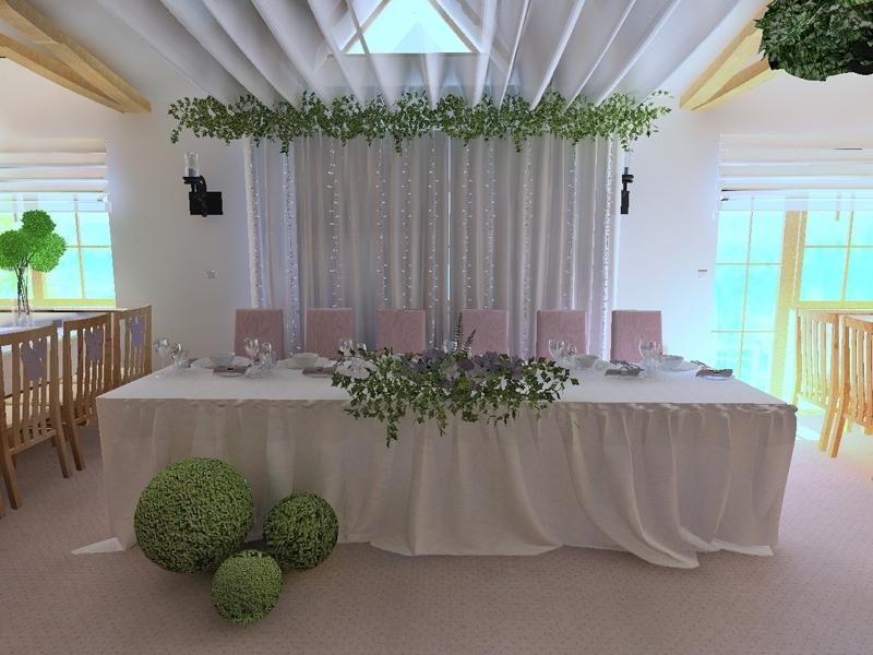 sala dekoracja b