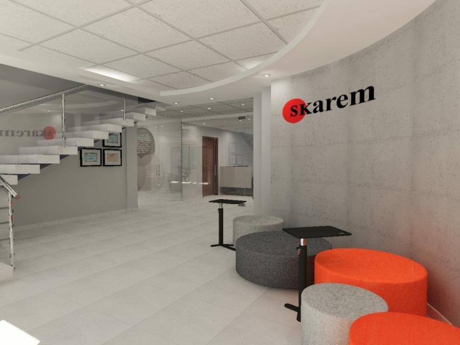 projektowanie wnętrz biura