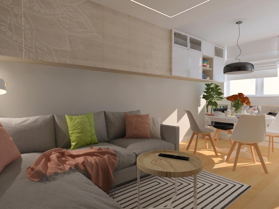 projekt salonu 1